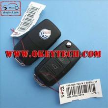 OkeyTech VW remeot key 3 button 1KO 959 753 N 433Mhz ID48chip remote key for vw remote key