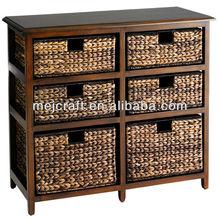 vintage industrial style furniture muti drawer cabinet design