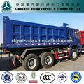 6x4 howo sinotruk areia caminhão basculante 30 ton capacidade de carga para a venda