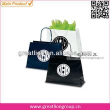 Customized paper carry bag design