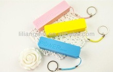 2014 new mini portable 2200mah power bank perfume