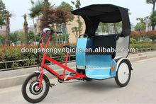 summer three wheeler rickshaw tricycle
