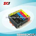 Pgi-820 cli-821 compatível cartucho de tinta apropriado para a impressora canon pixma ip3600 ip4600 ip4700 mp540 620 630 980 560 640