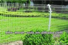 frame fence netting/ aluminium mesh fence /pvc coated fence netting