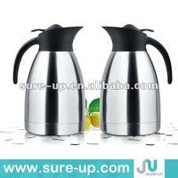 New Luxury design moka coffee pot, stainless steel coffee pot, turkish coffee pot keep hot and cold