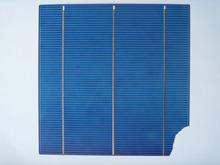 Solar cell 156mm 6x6 poly 3 busbar