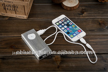 Dual highlight led torch travel charger portable power bank with novel electronic lighter disign