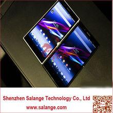 Factory Price Sparkle Diamond Screen Protector For diamond screen protector for Sony Xperia Z By Salange