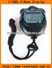 2012 Hot-Sell Plastic custom professional digital stopwatch