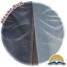 B34808 denim fabric recycle yarn