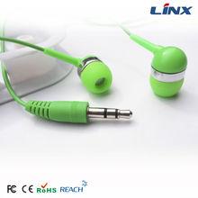 music player earphone,mp3 mp4 earpiece,skull earphones