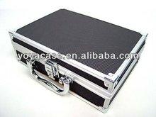 "Pistol Aluminum Carry Storage Hard Case Box 8.5"""