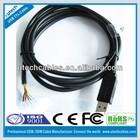 USB UART download, upgrading, freshing, mcu program cable