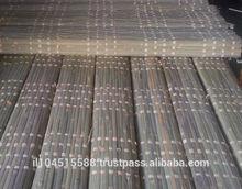 Green Bamboo mat , sukkah mats,bamboo mats