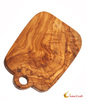 olive wood chopping boards with holes