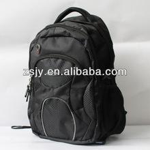 2014 black color sports back pack bag