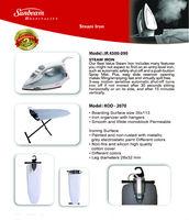 Sunbeam Iron & Ironing Board