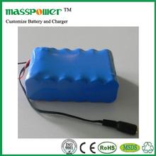 9Ah 12v lithium battery pack