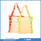 Cotton Canvas Reusable Shopping Bag