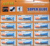 12 piece cyanoacrylate glue