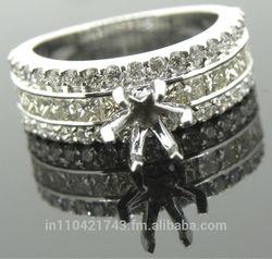 Diamond Ring Mountings