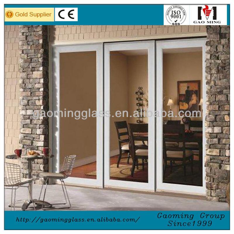 Glazen schuifdeur aluminium glazen deur pvc glazen deur prijs deuren product id 1724498326 dutch - Schuifdeur deur ...