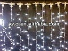 led waterfall light led curtain lights fiber optic waterfall light curtain