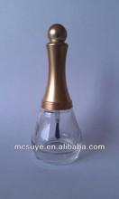 np070 cap smalto per unghie 13mm collo cappuccio con bottiglia di smalto per unghie