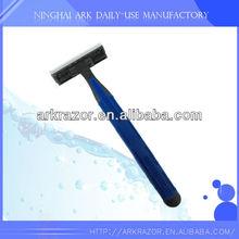 High Quality Plastic Handle Single Blade Big Razors Shaver