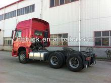 375HP 6x4 HOWO Tractor Truck