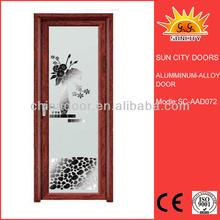 Chinese traditional design Glass Kitchen Door Design SC-AAD072