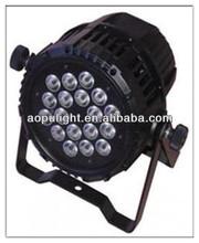 High Power Waterproof 10w x18 Led RGBW 4 IN 1 Par Dj Light