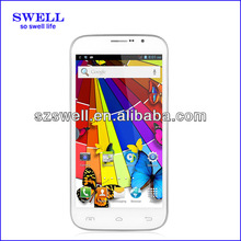 MTK6572W Dual core smart phone 6.0inch smart phones dual sim card 3G (WCDMA)+GSM P60