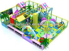 Fantasy middle amusement indoor playground