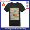 High quality custom printed t shirts manufacturers in china