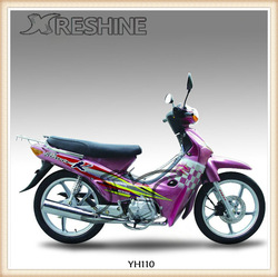 New model 4-stroke autobikes /motorcycles made in china (YH110)