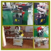 Aluminum profiles end milling machine / Aluminum window make machine (LXD-200)