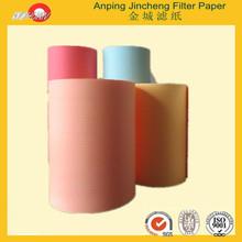 Vehicle Auto Filter Paper MAZDA ,AUDI,BMW ,VOLVO stiffness 12m*nm,Grade A B C
