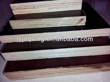 Fingure Joint core film faced plywood/shuttering plywood for Africa market