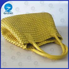 Reusable bulk plastic beach straw bag with customized printing