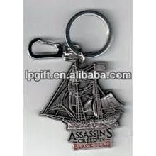 RH-009 3d custom keychain metal