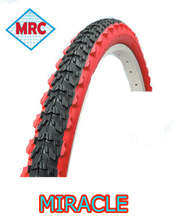 supply yellow and blue color bicycle tire tyre 26*2.125 24*2.125