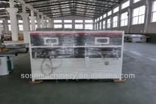 lamination PVC foils to MDF board Vacuum Press Machines