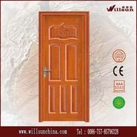 special buy interior simple design solid wooden entry door