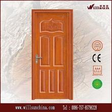 ซื้อพิเศษภายในการออกแบบที่เรียบง่ายที่เป็นของแข็งไม้ประตูทางเข้า