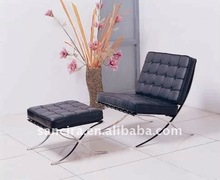 SY-102-1 sofa Barcelona stainless steel chair furniture