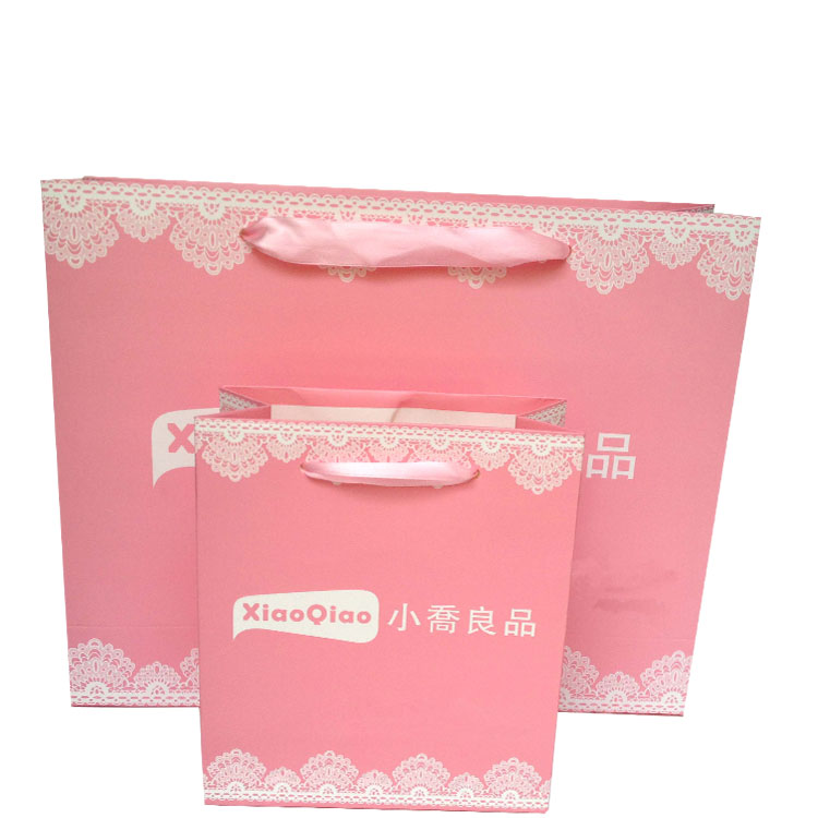 Hot Sale Large Paper Shopping Bags