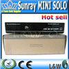 Enigma 2 Linux OS DVB-S2 Mini Solo wifi Sunray Brand Solo mini Same Function as Cloud Ibox
