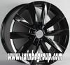 Beautiful Black Sport SUV Replica Wheels