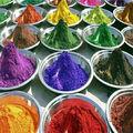 óxido de hierro del uso deimpresión fina física y las propiedades químicas